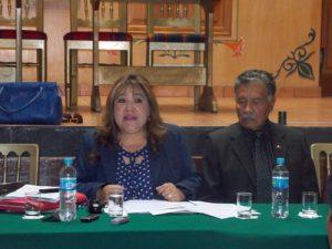 [VIDEO] Exalcaldesa de Yarabamba niega problemas en municipio