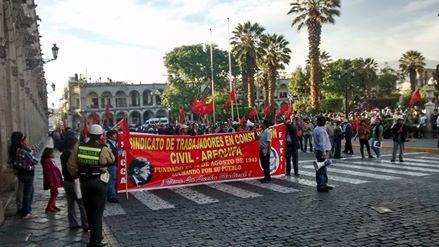 marcha contra ley pulpín