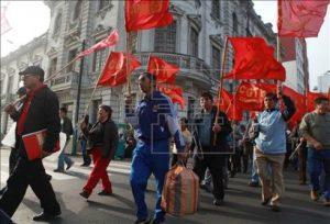 protestas lima