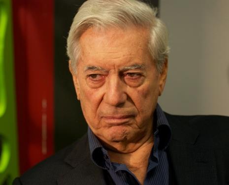 Nobel Mario Vargas Llosa