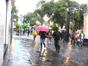 Senamhi: lluvias intensas se presentarán este 18, 19 y 20 en Arequipa