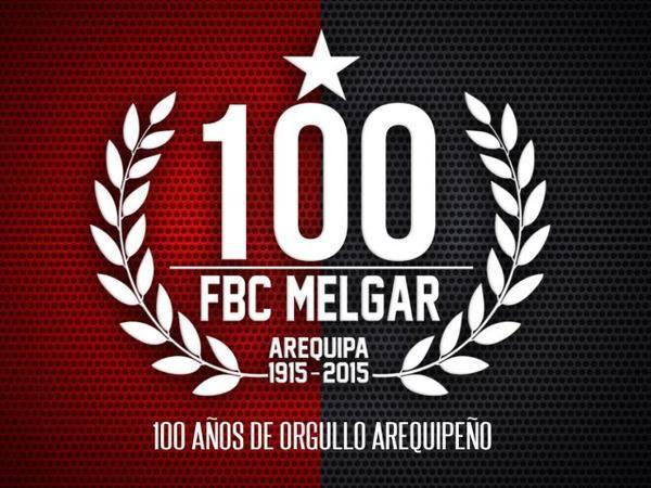 centenario del Club Melgar