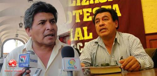 Jaime de la Cruz y Pepe Julio