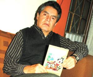 Miguel Angel Delgado en su universo particular