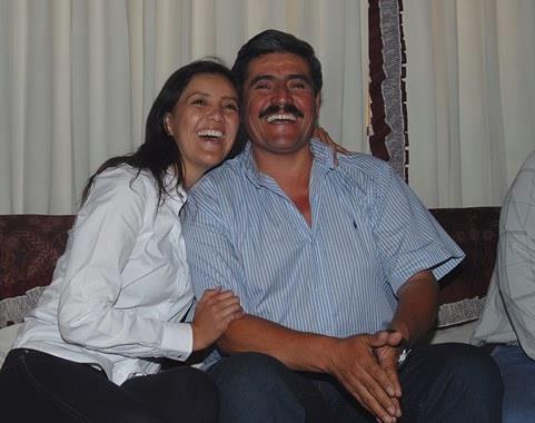 padre de Yamila Osorio