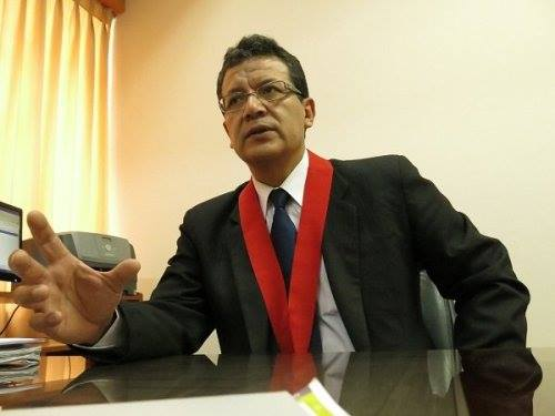 Presidente de la Corte
