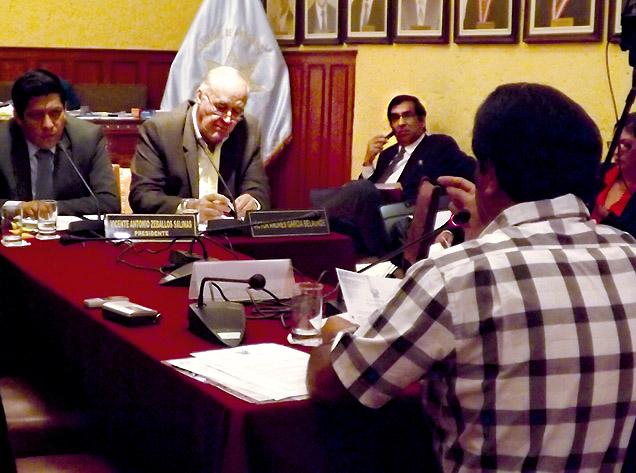 comision presidentes regionales