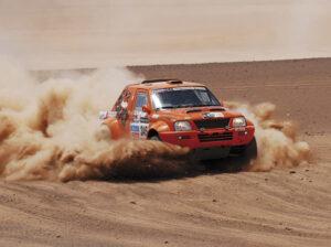 …Y el Dakar regresa al desierto peruano