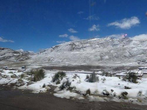 frio Arequipa