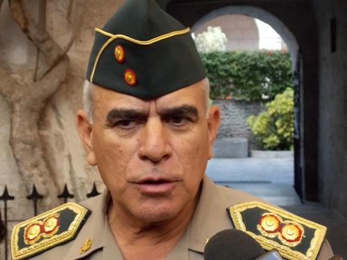 Jefe Región Policial