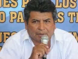 Jaime de la Cruz será vacado de la alcaldía de Deán Valdivia anuncia ministro Justicia