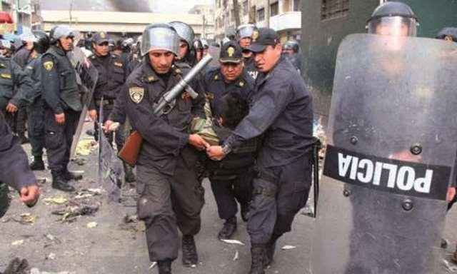 policías herdisos