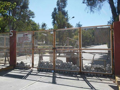 UNSA. Área de ingenierías con las puertas bloqueadas desde ayer