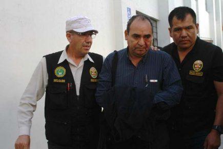 Detienen a Miguel Ocharán, ex hombre de confianza de Juan Manuel Guillén
