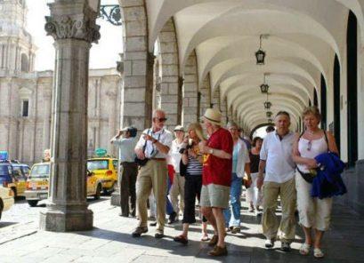 Arequipa recibiría más de 64 mil turistas nacionales por feriado largo