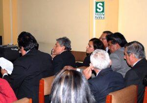 Control de acusación en proceso contra Guillén continuará en 4 audiencias