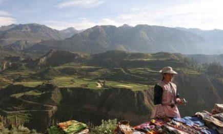 Esperan 15 mil turistas en el Valle del Colca durante feriado largo por fiestas
