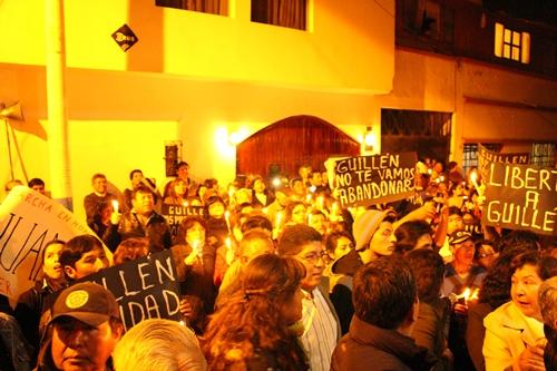 apoyo a Juan Manuel Guillén