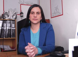 Verónica Mendoza: «La política puede ser mejor»