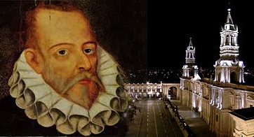 Cervantes y Arequipa