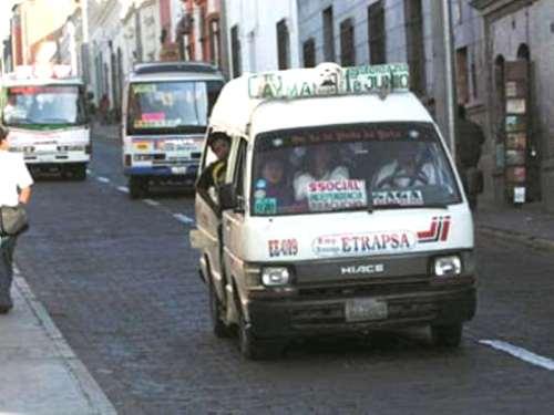 Transporte-Cayma
