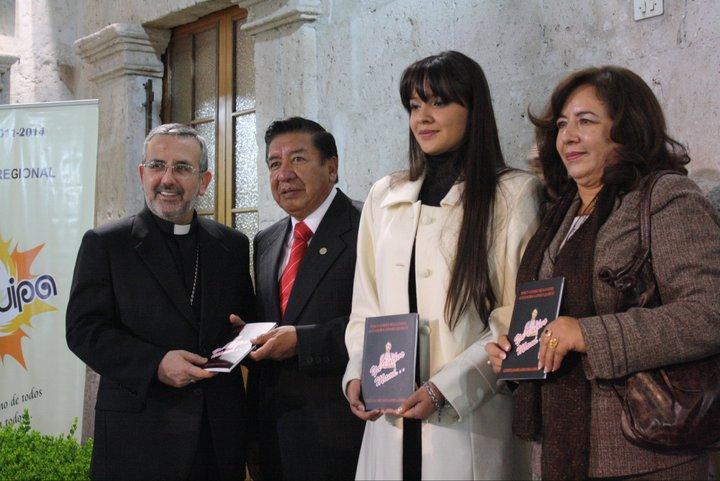 La familia Gómez Quiroz y el arzobispo Del Río
