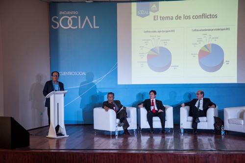 Foro Panel: La licencia social y la minería