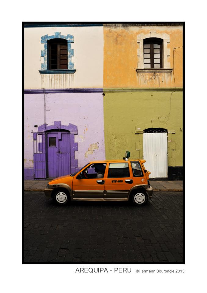 calle de Arequipa