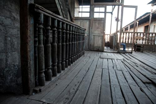Restauración la hace falta al antiguo Tambo