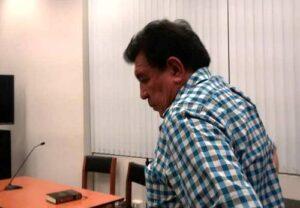 VIDEO. Pepe Julio Gutiérrez se quiebra al hablar en audiencia judicial