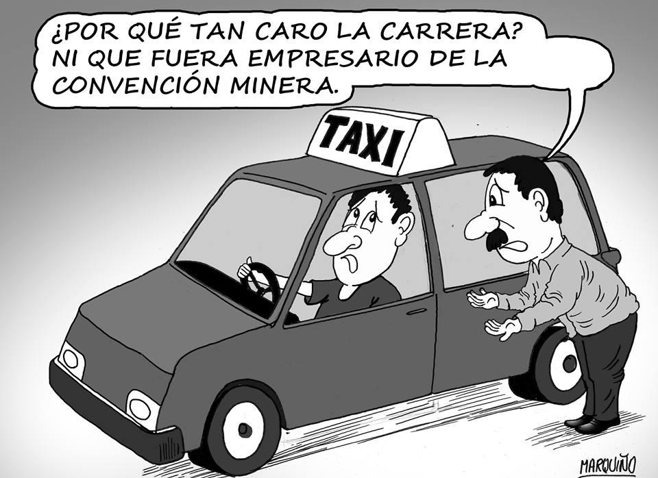 taxis y convención