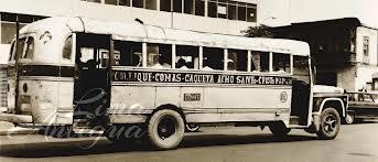 buses antiguos