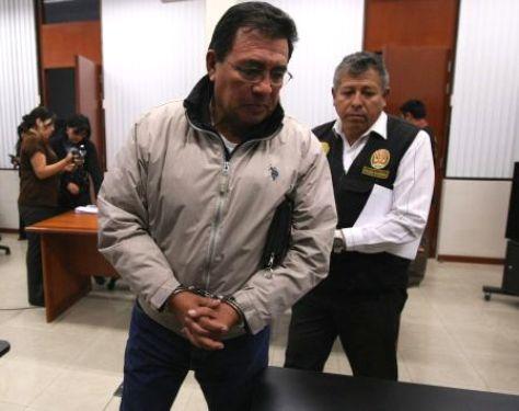 PEPE JULIO GUTIERREZ Y JESUS CORNEJO DETENIDOS POR EL JUZGADO EN AREQUIPA
