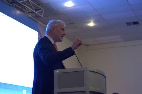 Denis Ricard - secretario general de organización del Congreso de Ciudades Patrimonio