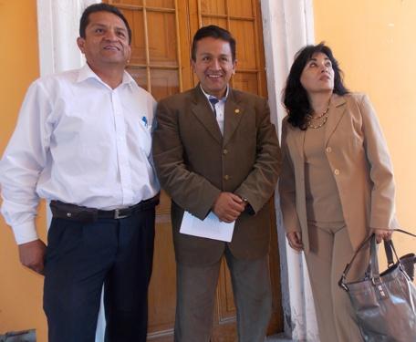 Movimiento Independiente Acción Agustina, candidato , Giovani Zeballos