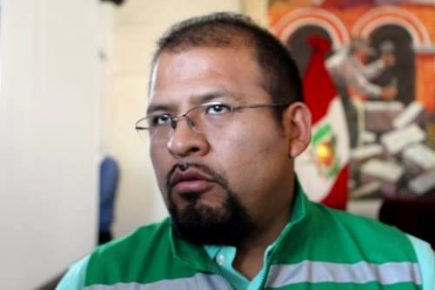 Elecciones 2018: Multan a Omar Candia con 124 mil soles por repartir cervezas