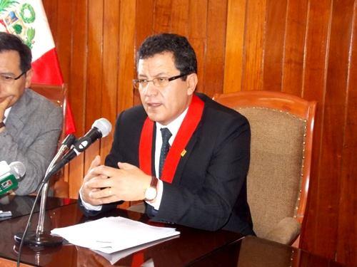 Presidente del Poder Judicial