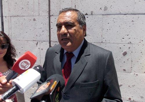 Director de la Oficina Regional Sur Arequipa - INPE, Juan Herrera Chávez
