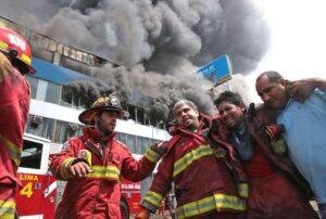 Falta de equipamiento provoca ausentismo en cuarta parte de bomberos voluntarios de Arequipa