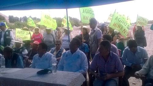 Foto: Salvemos el valle Tambo