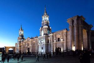 Arequipa, ciudad patrimonio