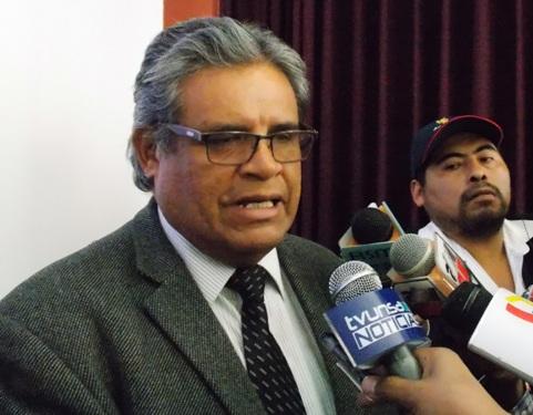 Gerente de la Corporación Administradora de Terminales Terrestres de Arequipa (Corattsa), Marco Chauca