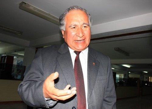 Gerente municipal de Arequipa, Ricardo Chávez