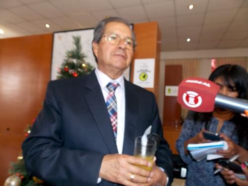 Director de la Autoridad Administrativa del Agua, Isaac Martínez