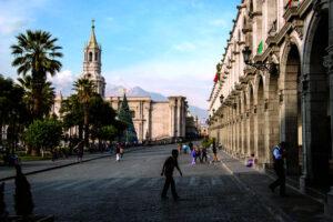 Peatonalización del Centro Histórico