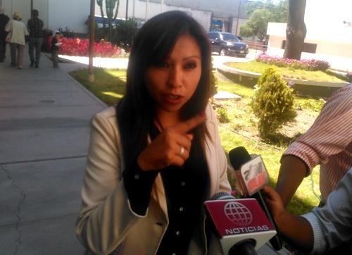 Abogada defensora, Viviana Laura