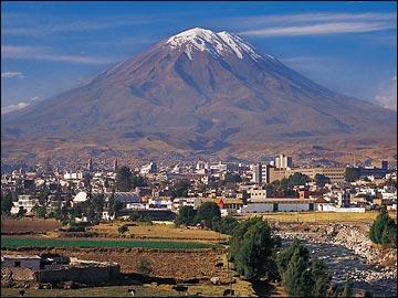 Arequipa-Misti