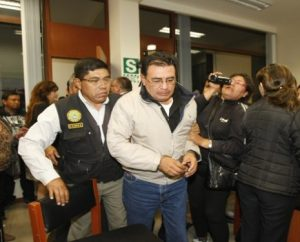 Amplian prisión preventiva contra Pepe Julio Gutiérrez hasta febrero