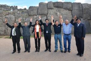 Yamila Osorio preside Mancomunidad del Surintegrada por siete gobiernos regionales