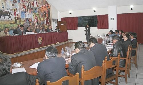 Concejo Provincial de Arequipa